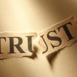 「私はこれをされたら人を信用できない」を3つあげてみて下さい